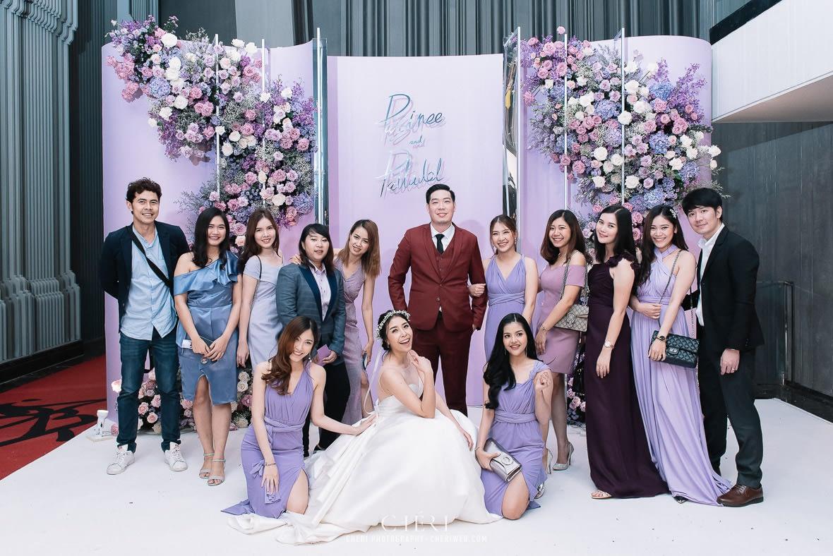 so sofitel bangkok wedding reception cheriwed tua pa 332 - SO Sofitel Bangkok Wedding Reception of Pa and Tua - งานแต่งงานสุดชิคในธีมสีม่วง ทุ่งลาเวนเดอร์ ที่โรงแรม โซ โซฟิเทล เเบงคอก