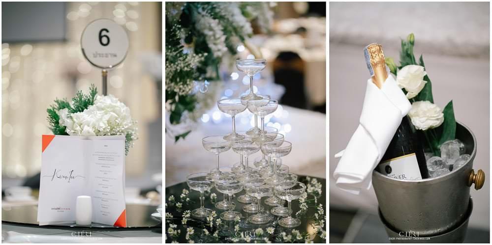 รีวิว งาน แต่งงาน งานเลี้ยงฉลองมงคลสมรส คุณขวัญ และคุณไอซ์ โรงแรมสวิสโซเทล กรุงเทพ รัชดา, Review Luxurious Wedding Reception at Swissotel Bangkok Ratchada, Kwan and Ice 06
