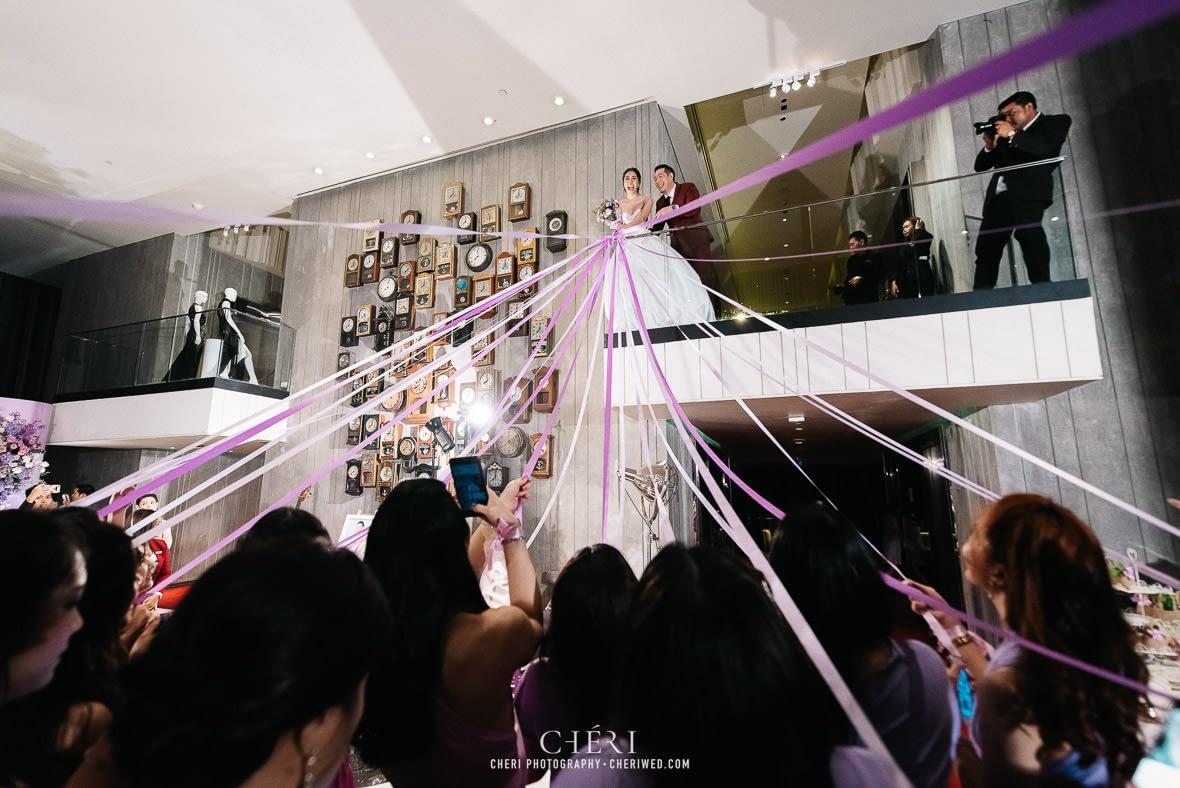 so sofitel bangkok wedding reception cheriwed tua pa 274 - SO Sofitel Bangkok Wedding Reception of Pa and Tua - งานแต่งงานสุดชิคในธีมสีม่วง ทุ่งลาเวนเดอร์ ที่โรงแรม โซ โซฟิเทล เเบงคอก