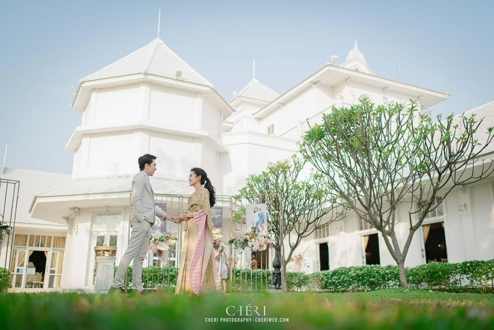RuenPraKaiPetch thai wedding ceremony cheri weding 87 - รีวิว ภาพถ่ายผลงาน งานแต่งพิธีหมั้นแบบไทย สถานที่จัดงานแต่งงาน ริมทะเลสาบ เรือนประกายเพชร เรือนไทยสไตล์โคโลเนียล คุณสุนิธี และคุณนัฐวุฒิ