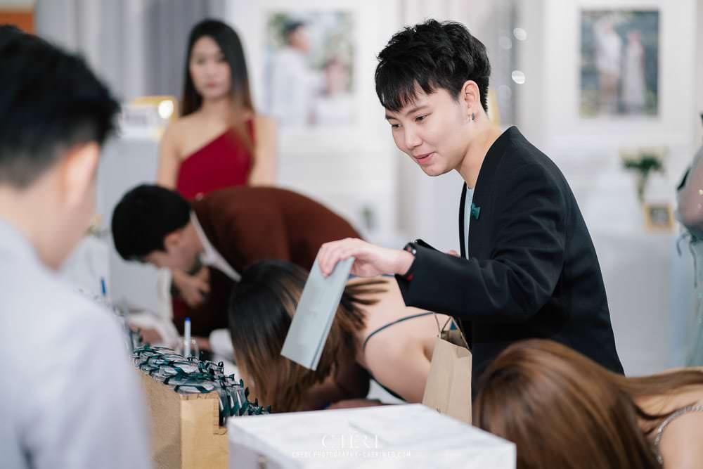 รีวิว งาน แต่งงาน งานเลี้ยงฉลองมงคลสมรส คุณขวัญ และคุณไอซ์ โรงแรมสวิสโซเทล กรุงเทพ รัชดา, Review Luxurious Wedding Reception at Swissotel Bangkok Ratchada, Kwan and Ice 61