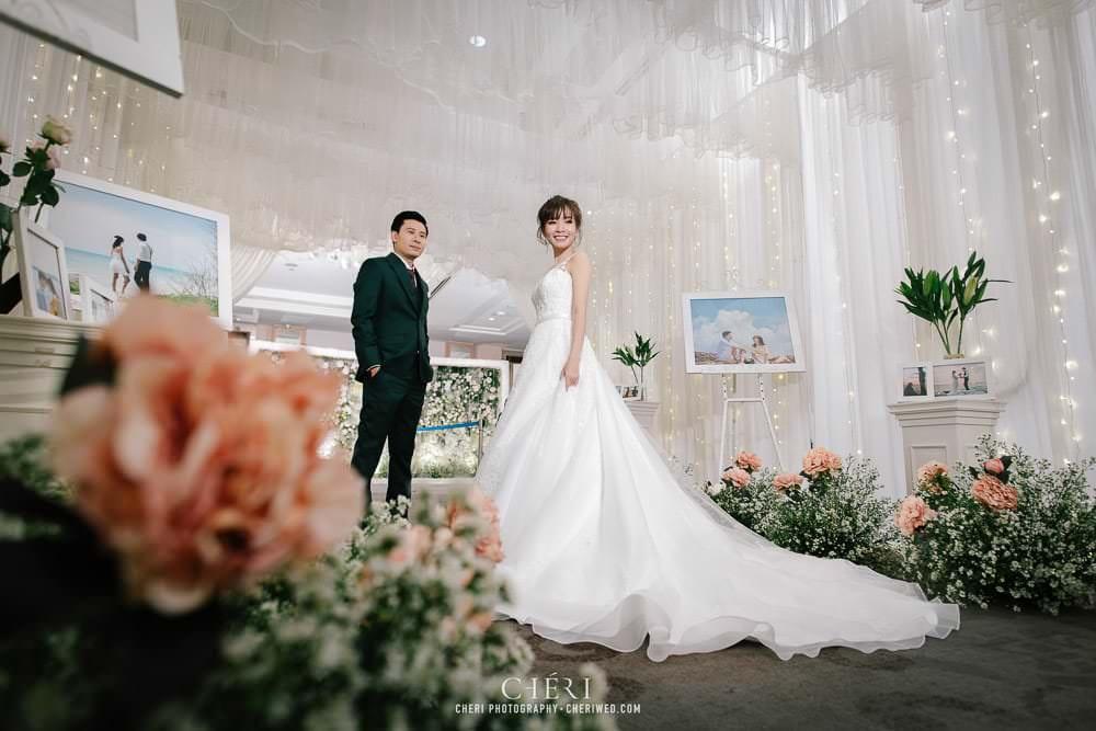 รีวิว งาน แต่งงาน งานเลี้ยงฉลองมงคลสมรส คุณขวัญ และคุณไอซ์ โรงแรมสวิสโซเทล กรุงเทพ รัชดา, Review Luxurious Wedding Reception at Swissotel Bangkok Ratchada, Kwan and Ice 233
