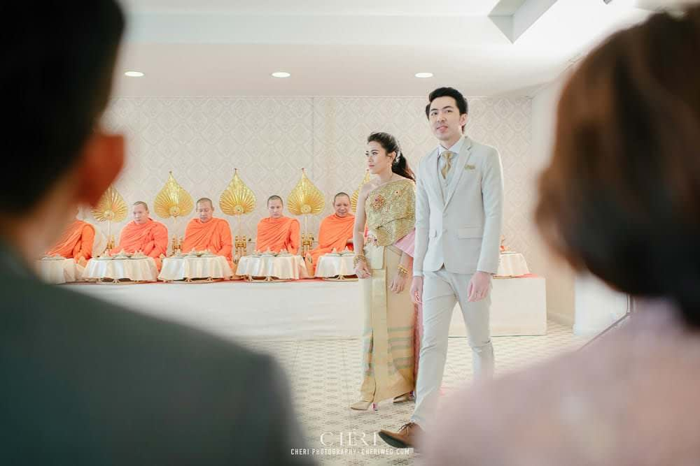 RuenPraKaiPetch thai wedding ceremony cheri weding 79 - รีวิว ภาพถ่ายผลงาน งานแต่งพิธีหมั้นแบบไทย สถานที่จัดงานแต่งงาน ริมทะเลสาบ เรือนประกายเพชร เรือนไทยสไตล์โคโลเนียล คุณสุนิธี และคุณนัฐวุฒิ