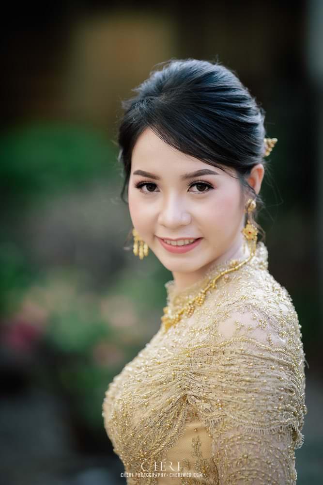 รวมภาพเจ้าสาวในชุดไทยจักรี ชุดไทยจักรพรรดิ 2020 - Beautiful Bride in Thai Traditional Wedding Dress 10