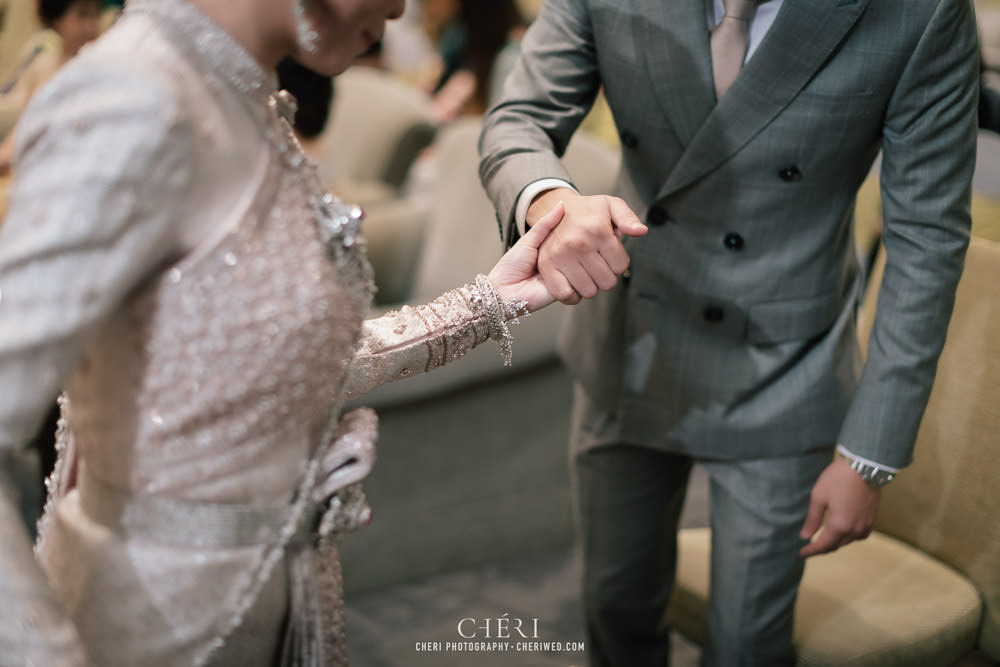 swissotel bangkok ratchada thai wedding ceremony 69