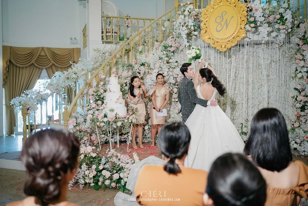 RuenPraKaiPetch wedding reception in bangkok cheri wedding 134 - งานฉลองมงคลสมรส แต่งงาน เรือนประกายเพชร เรือนไทยสไตล์โคโลเนียล คุณสุนิธี และคุณนัฐวุฒิ