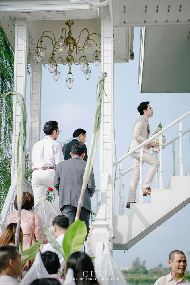 RuenPraKaiPetch thai wedding ceremony cheri weding 129 - รีวิว ภาพถ่ายผลงาน งานแต่งพิธีหมั้นแบบไทย สถานที่จัดงานแต่งงาน ริมทะเลสาบ เรือนประกายเพชร เรือนไทยสไตล์โคโลเนียล คุณสุนิธี และคุณนัฐวุฒิ