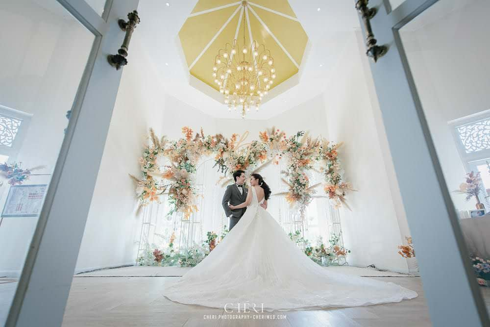 RuenPraKaiPetch wedding reception in bangkok cheri wedding 22 - งานฉลองมงคลสมรส แต่งงาน เรือนประกายเพชร เรือนไทยสไตล์โคโลเนียล คุณสุนิธี และคุณนัฐวุฒิ