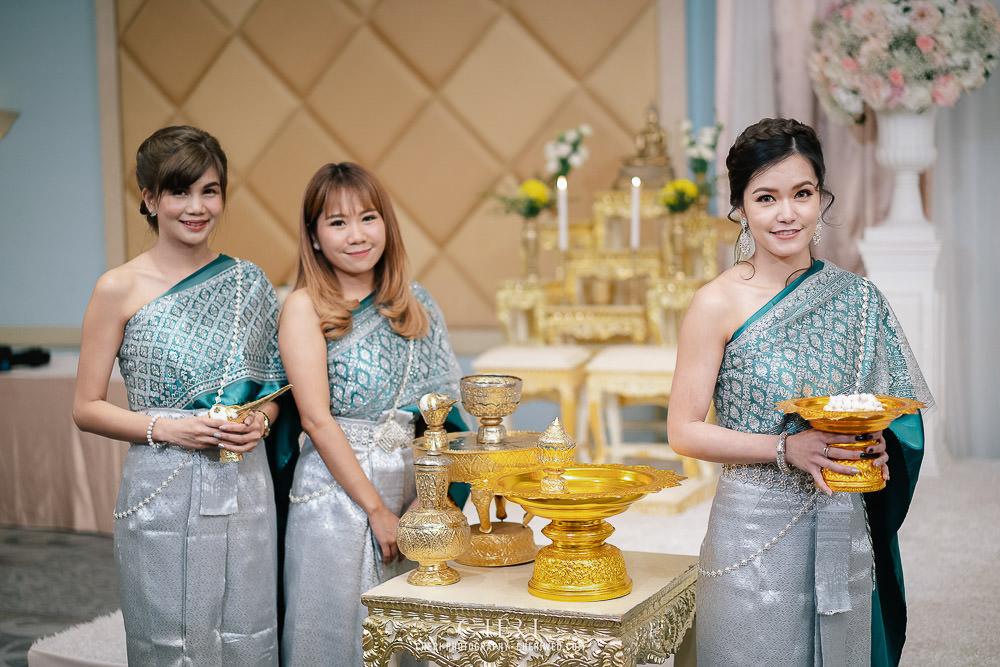 swissotel bangkok ratchada thai wedding ceremony 199