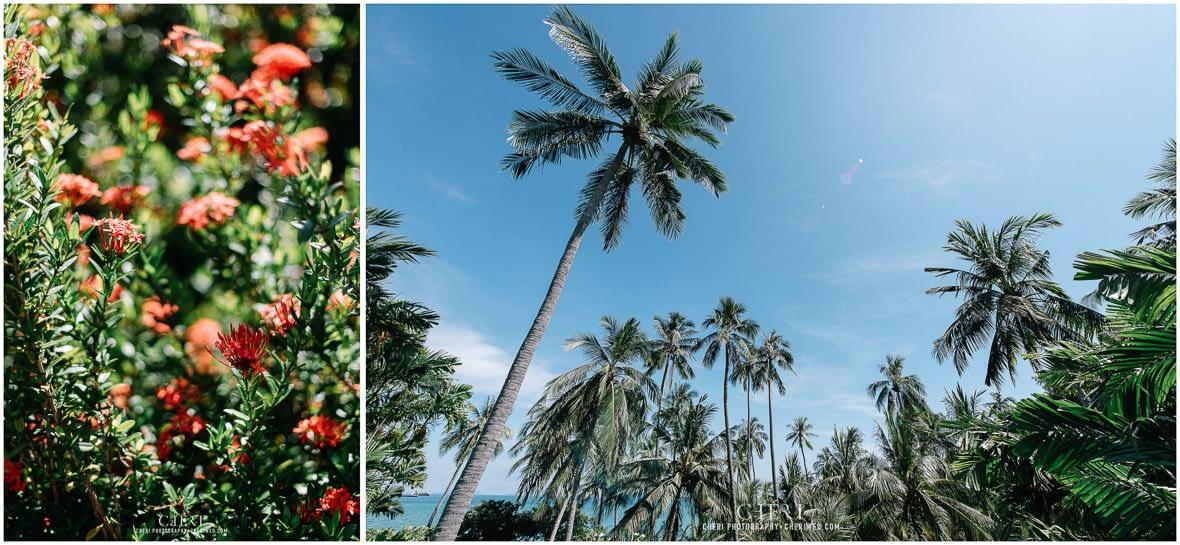 thailand beach western destination wedding cape panwa phuket 7 - Thailand Beach Western Destination Wedding at Cape Panwa Hotel Phuket, Nokweed and JB