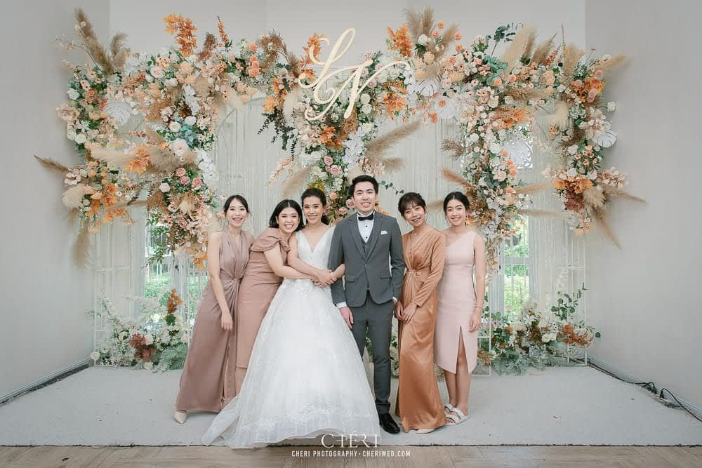 RuenPraKaiPetch wedding reception in bangkok cheri wedding 151 - งานฉลองมงคลสมรส แต่งงาน เรือนประกายเพชร เรือนไทยสไตล์โคโลเนียล คุณสุนิธี และคุณนัฐวุฒิ