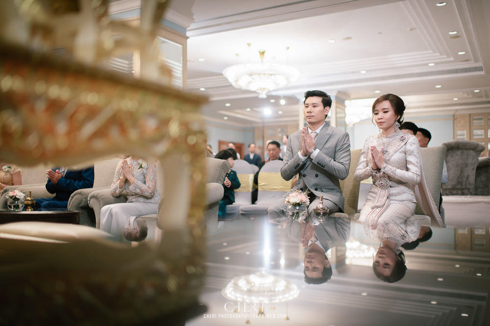 swissotel bangkok ratchada thai wedding ceremony 38