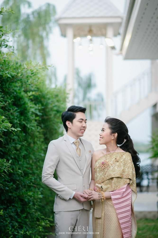 RuenPraKaiPetch thai wedding ceremony cheri weding 11 - รีวิว ภาพถ่ายผลงาน งานแต่งพิธีหมั้นแบบไทย สถานที่จัดงานแต่งงาน ริมทะเลสาบ เรือนประกายเพชร เรือนไทยสไตล์โคโลเนียล คุณสุนิธี และคุณนัฐวุฒิ