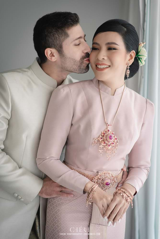 รวมภาพเจ้าสาวในชุดไทยจักรี ชุดไทยจักรพรรดิ 2020 - Beautiful Bride in Thai Traditional Wedding Dress extra 2