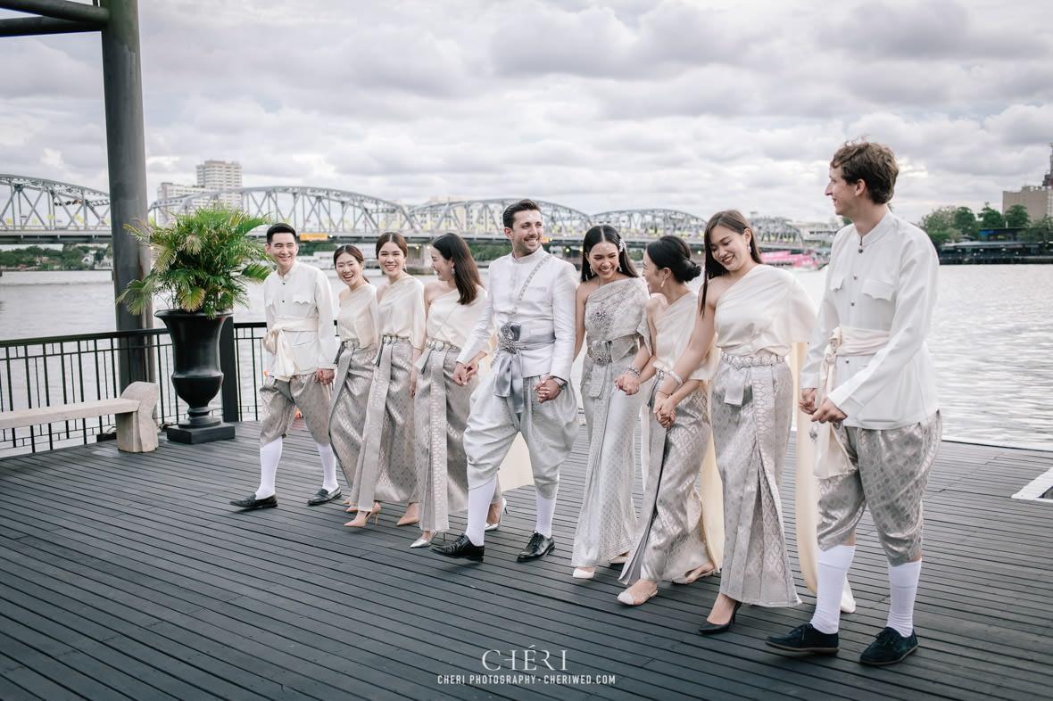 the siam hotel bangkok thailand wedding ceremony 170 - The Siam Hotel, Bangkok - Luxury Hotel on the Chao Phraya River - Glamorous Thai Wedding Ceremony of Katy and Suleyman