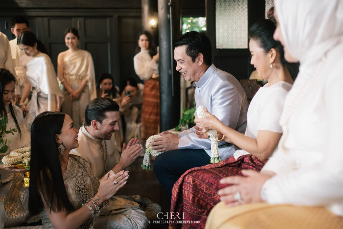 the siam hotel bangkok thailand wedding ceremony 129 - The Siam Hotel, Bangkok - Luxury Hotel on the Chao Phraya River - Glamorous Thai Wedding Ceremony of Katy and Suleyman
