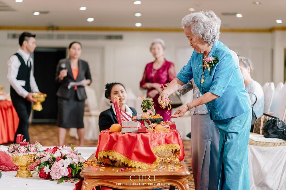 tawana bangkok hotel thai wedding ceremony 50 - Tawana Bangkok Hotel Charming Thai Chinese Wedding Ceremony, Rattaya & Sukij