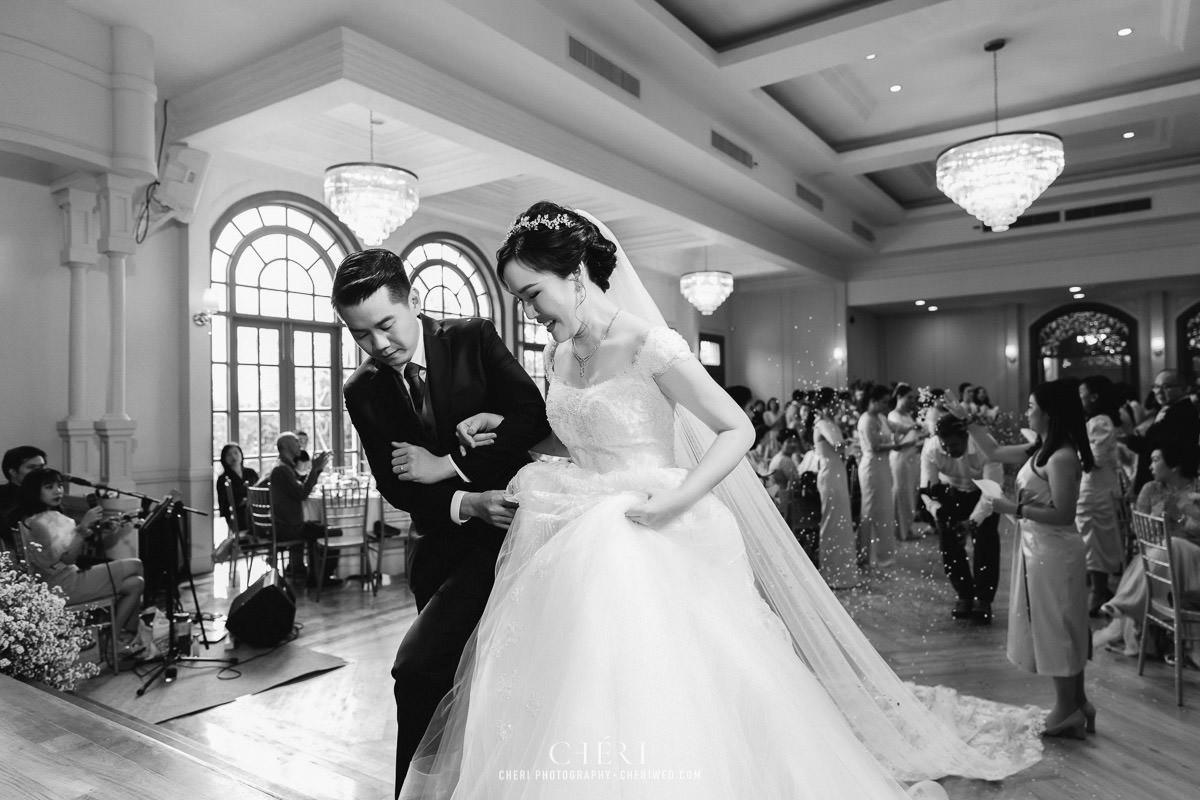 วิลล่า เดอ บัว งานเลี้ยงแต่งงาน - Villa de Bua Wedding Reception - Pae and Pey