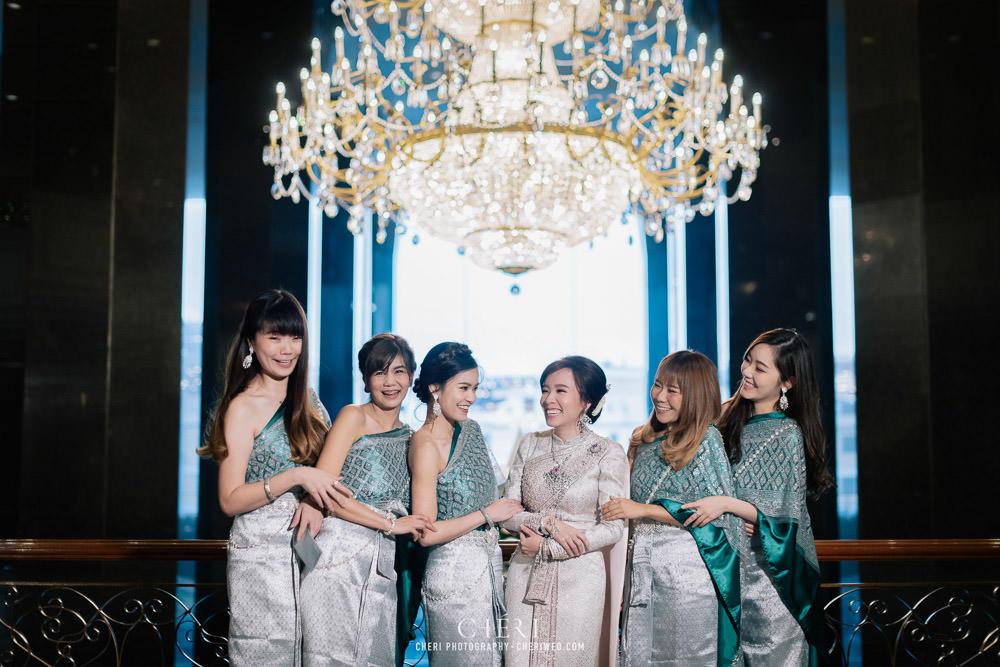 swissotel bangkok ratchada thai wedding ceremony 12