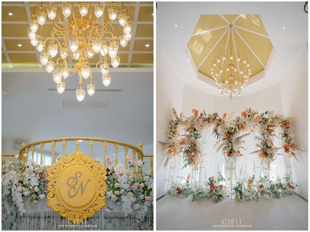 RuenPraKaiPetch wedding reception in bangkok cheri wedding 12 - งานฉลองมงคลสมรส แต่งงาน เรือนประกายเพชร เรือนไทยสไตล์โคโลเนียล คุณสุนิธี และคุณนัฐวุฒิ