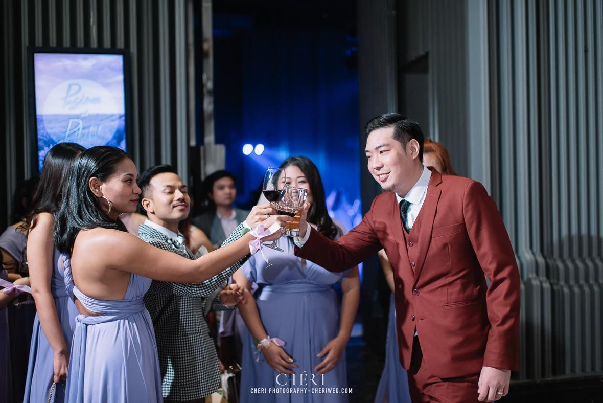 so sofitel bangkok wedding reception cheriwed tua pa 327 - SO Sofitel Bangkok Wedding Reception of Pa and Tua - งานแต่งงานสุดชิคในธีมสีม่วง ทุ่งลาเวนเดอร์ ที่โรงแรม โซ โซฟิเทล เเบงคอก