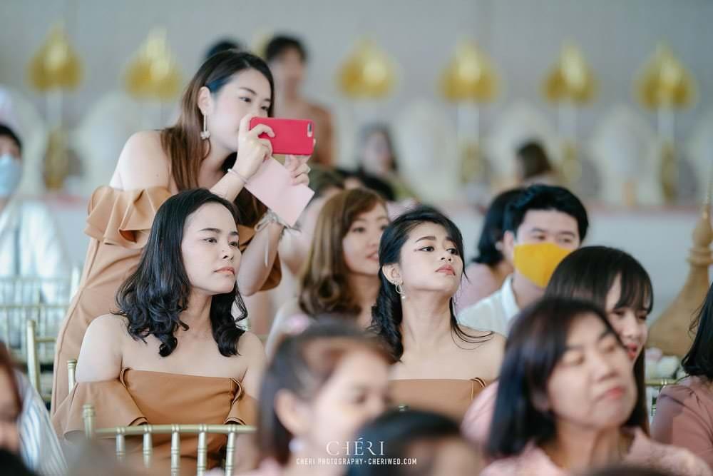 RuenPraKaiPetch thai wedding ceremony cheri weding 178 - รีวิว ภาพถ่ายผลงาน งานแต่งพิธีหมั้นแบบไทย สถานที่จัดงานแต่งงาน ริมทะเลสาบ เรือนประกายเพชร เรือนไทยสไตล์โคโลเนียล คุณสุนิธี และคุณนัฐวุฒิ