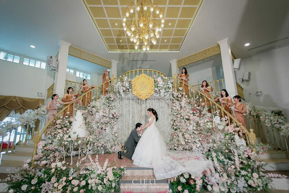 RuenPraKaiPetch wedding reception in bangkok cheri wedding 86 - งานฉลองมงคลสมรส แต่งงาน เรือนประกายเพชร เรือนไทยสไตล์โคโลเนียล คุณสุนิธี และคุณนัฐวุฒิ