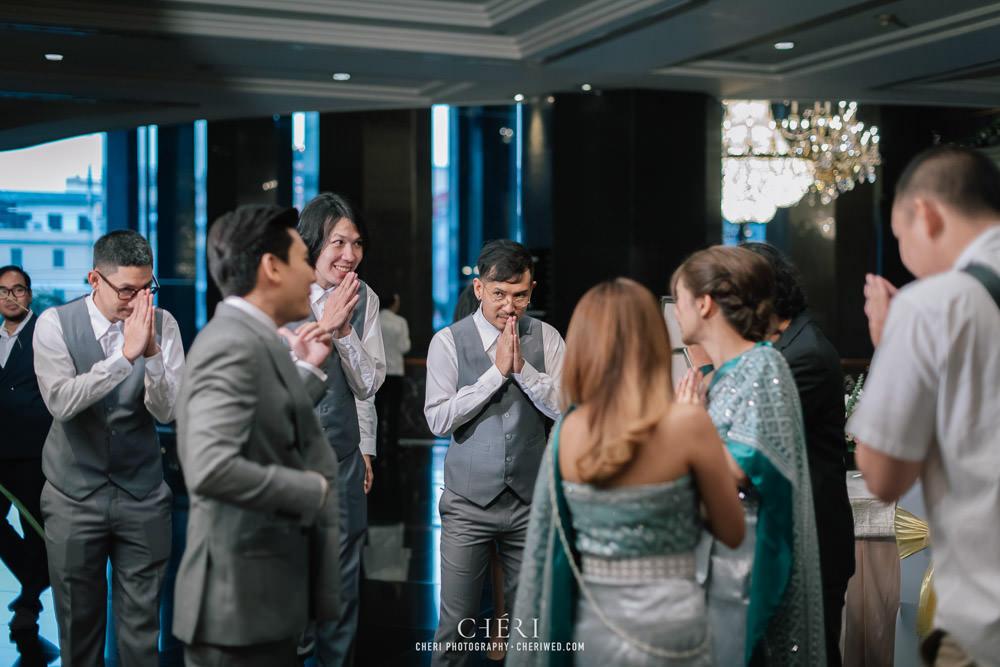 swissotel bangkok ratchada thai wedding ceremony 8