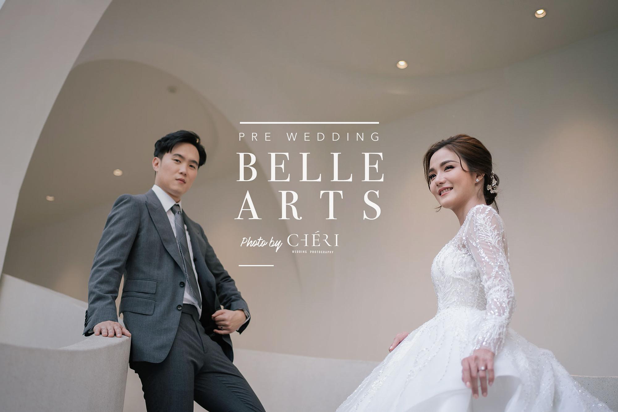 aube pre wedding cover