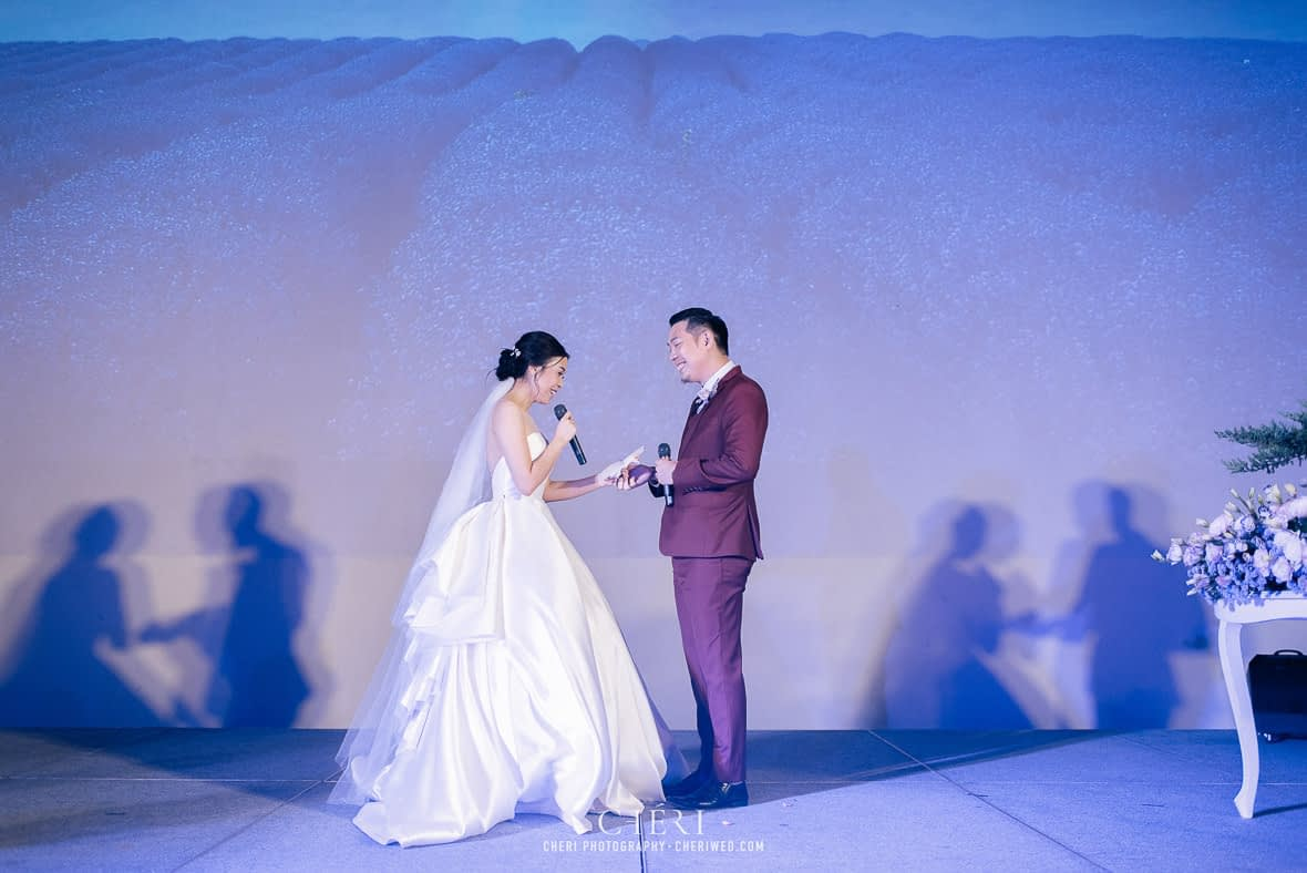 so sofitel bangkok wedding reception cheriwed tua pa 221 - SO Sofitel Bangkok Wedding Reception of Pa and Tua - งานแต่งงานสุดชิคในธีมสีม่วง ทุ่งลาเวนเดอร์ ที่โรงแรม โซ โซฟิเทล เเบงคอก