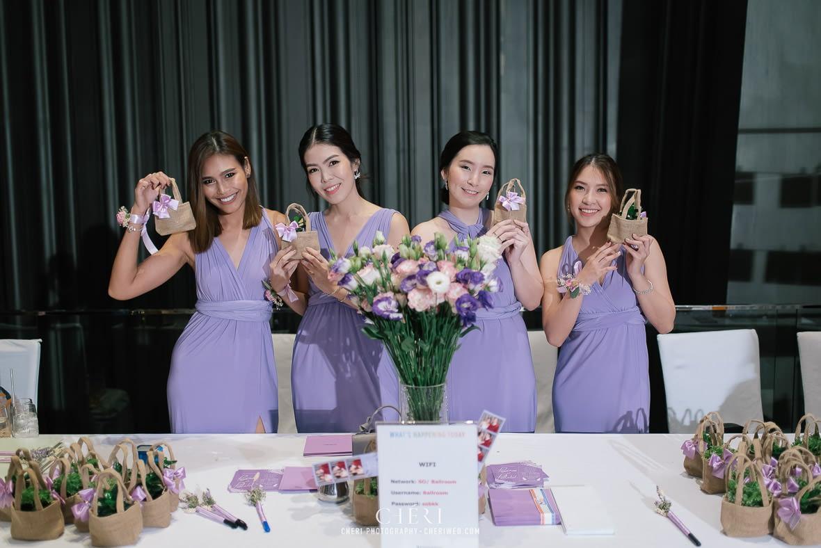 so sofitel bangkok wedding reception cheriwed tua pa 132 - SO Sofitel Bangkok Wedding Reception of Pa and Tua - งานแต่งงานสุดชิคในธีมสีม่วง ทุ่งลาเวนเดอร์ ที่โรงแรม โซ โซฟิเทล เเบงคอก