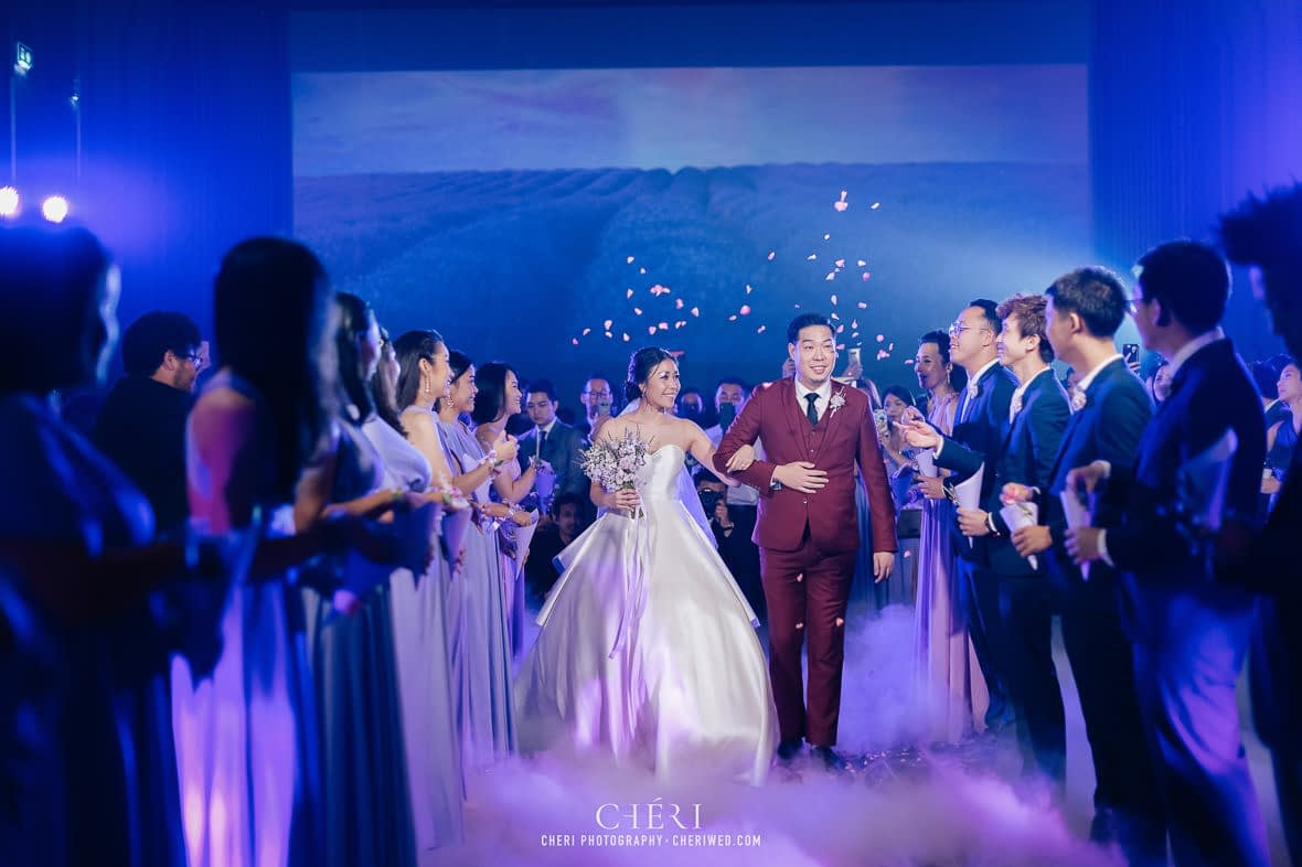 so sofitel bangkok wedding reception cheriwed tua pa 182 - SO Sofitel Bangkok Wedding Reception of Pa and Tua - งานแต่งงานสุดชิคในธีมสีม่วง ทุ่งลาเวนเดอร์ ที่โรงแรม โซ โซฟิเทล เเบงคอก