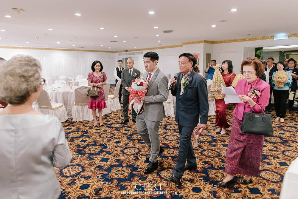 tawana bangkok hotel thai wedding ceremony 17 - Tawana Bangkok Hotel Charming Thai Chinese Wedding Ceremony, Rattaya & Sukij