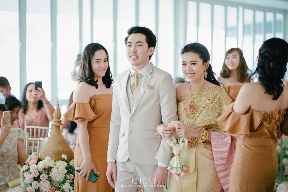 RuenPraKaiPetch thai wedding ceremony cheri weding 158 - รีวิว ภาพถ่ายผลงาน งานแต่งพิธีหมั้นแบบไทย สถานที่จัดงานแต่งงาน ริมทะเลสาบ เรือนประกายเพชร เรือนไทยสไตล์โคโลเนียล คุณสุนิธี และคุณนัฐวุฒิ