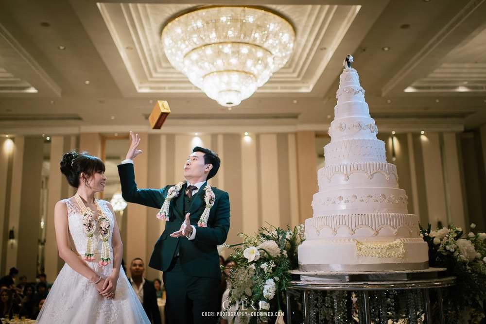 รีวิว งาน แต่งงาน งานเลี้ยงฉลองมงคลสมรส คุณขวัญ และคุณไอซ์ โรงแรมสวิสโซเทล กรุงเทพ รัชดา, Review Luxurious Wedding Reception at Swissotel Bangkok Ratchada, Kwan and Ice 195
