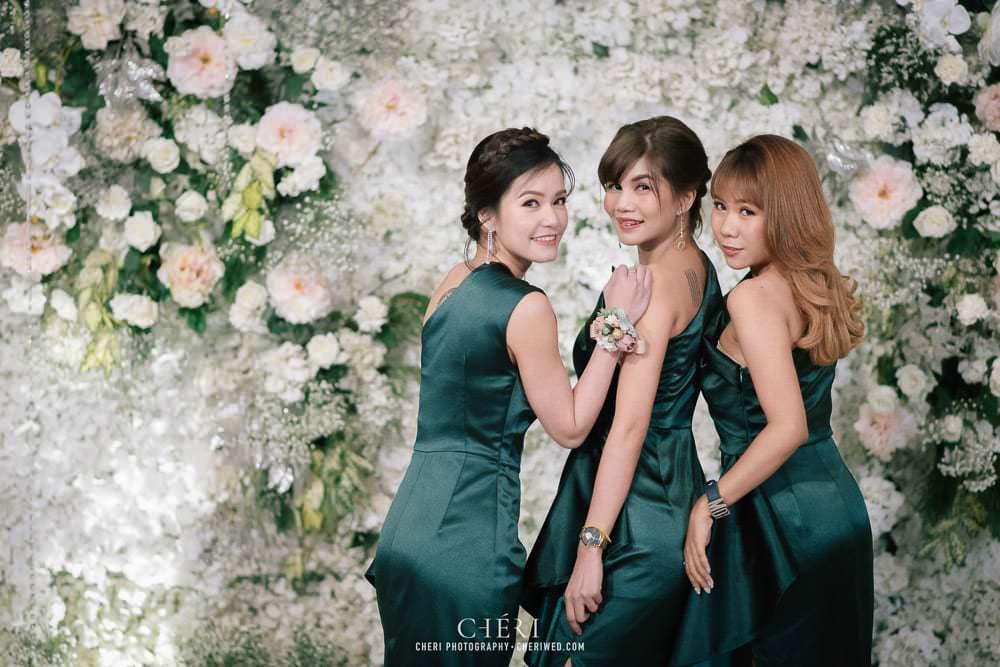 รีวิว งาน แต่งงาน งานเลี้ยงฉลองมงคลสมรส คุณขวัญ และคุณไอซ์ โรงแรมสวิสโซเทล กรุงเทพ รัชดา, Review Luxurious Wedding Reception at Swissotel Bangkok Ratchada, Kwan and Ice 85