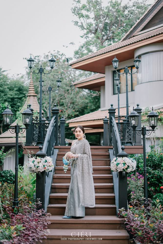 รวมภาพเจ้าสาวในชุดไทยจักรี ชุดไทยจักรพรรดิ 2020 - Beautiful Bride in Thai Traditional Wedding Dress 2