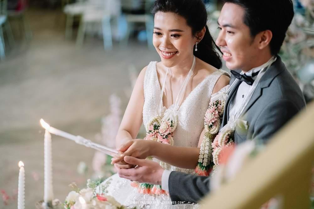 RuenPraKaiPetch wedding reception in bangkok cheri wedding 113 - งานฉลองมงคลสมรส แต่งงาน เรือนประกายเพชร เรือนไทยสไตล์โคโลเนียล คุณสุนิธี และคุณนัฐวุฒิ