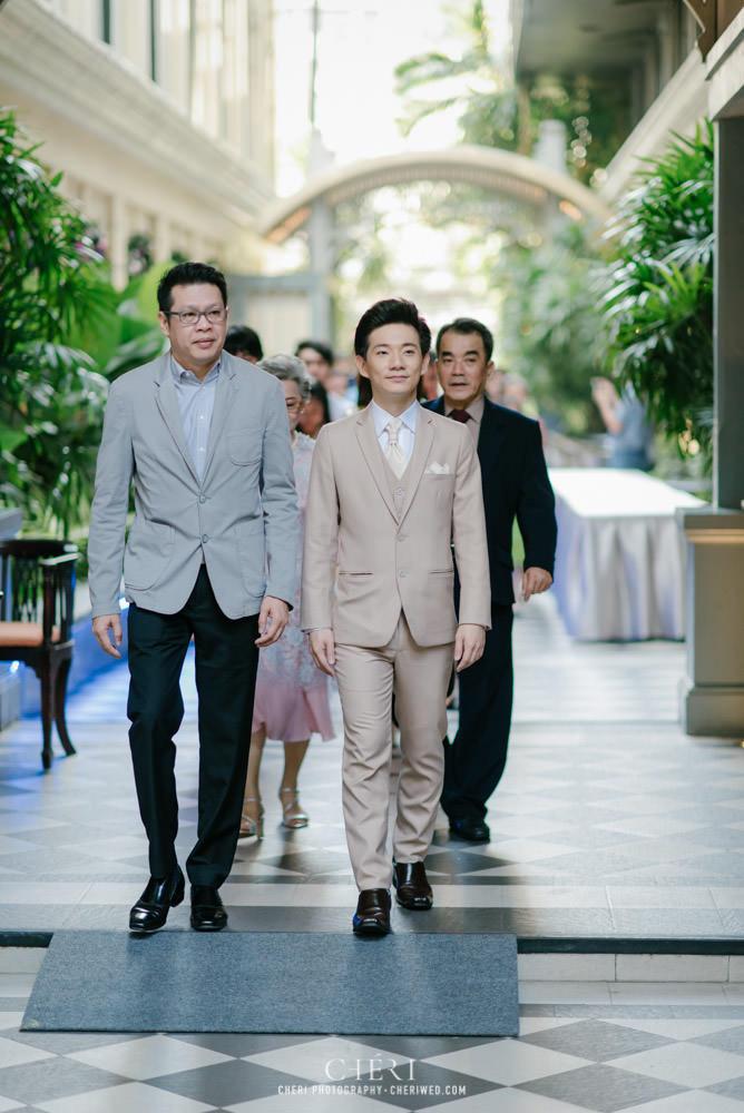 The Sukosol Hotel Bangkok Wedding Ceremony Nid and Pete