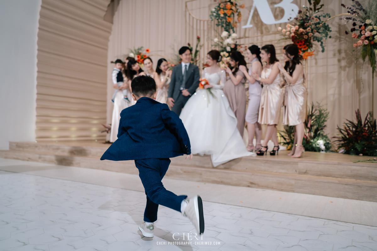 AUBE Wedding Venue Reception - โอบ ราชพฤกษ์ - Belle and Arts