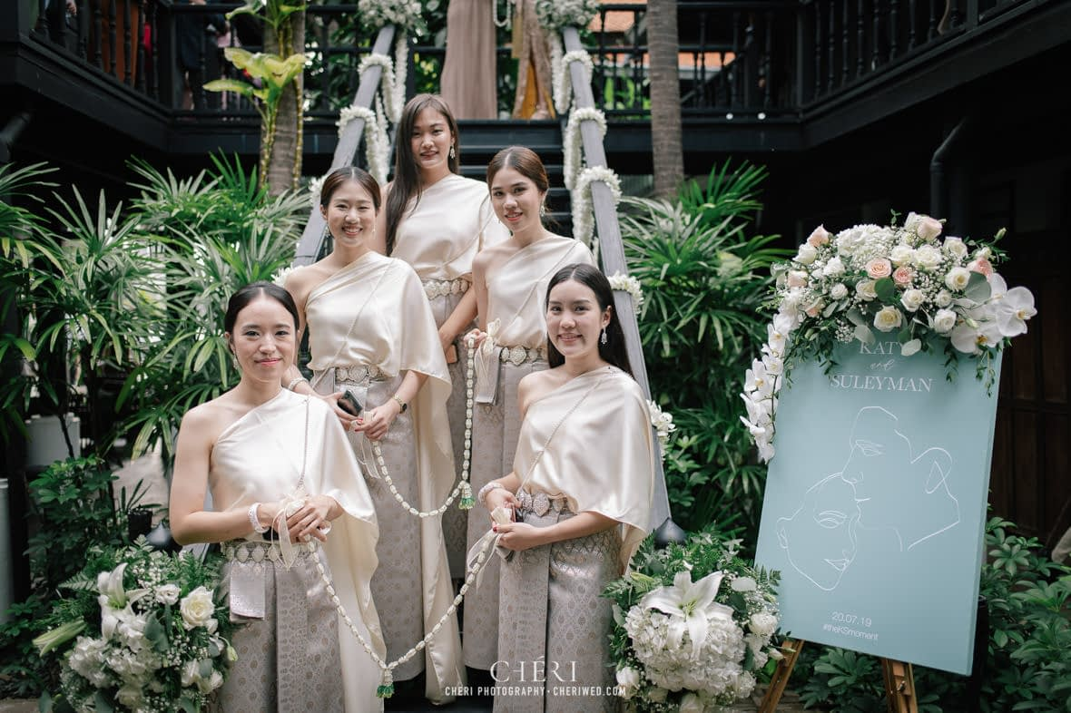 the siam hotel bangkok thailand wedding ceremony 98 - The Siam Hotel, Bangkok - Luxury Hotel on the Chao Phraya River - Glamorous Thai Wedding Ceremony of Katy and Suleyman