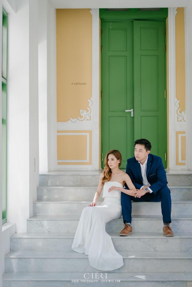 ถ่ายภาพ พรีเวดดิ้ง Pre Wedding คุณตาล และคุณคริส ที่ The House on Sathorn
