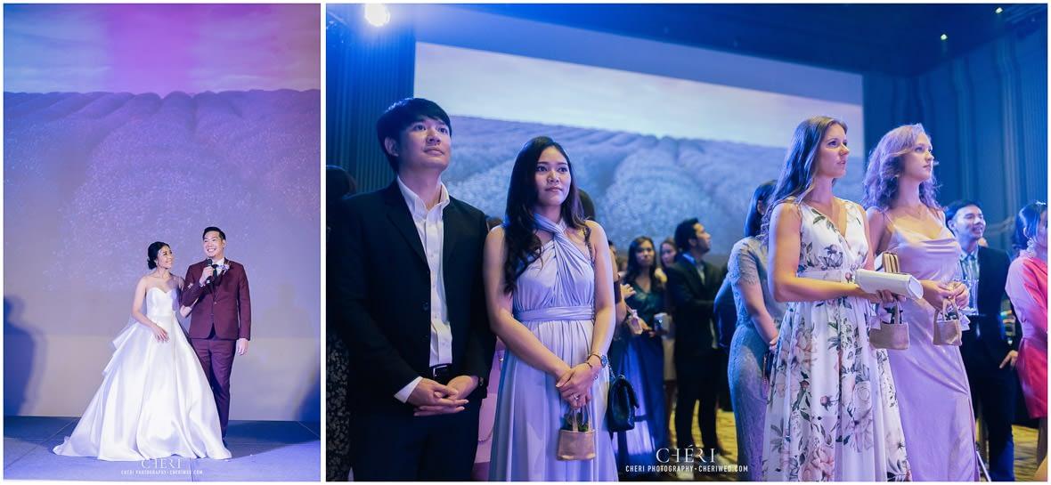 so sofitel bangkok wedding reception cheriwed tua pa 202 - SO Sofitel Bangkok Wedding Reception of Pa and Tua - งานแต่งงานสุดชิคในธีมสีม่วง ทุ่งลาเวนเดอร์ ที่โรงแรม โซ โซฟิเทล เเบงคอก