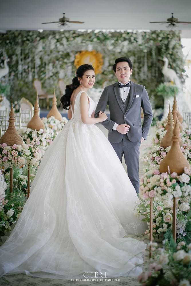 RuenPraKaiPetch wedding reception in bangkok cheri wedding 18 - งานฉลองมงคลสมรส แต่งงาน เรือนประกายเพชร เรือนไทยสไตล์โคโลเนียล คุณสุนิธี และคุณนัฐวุฒิ