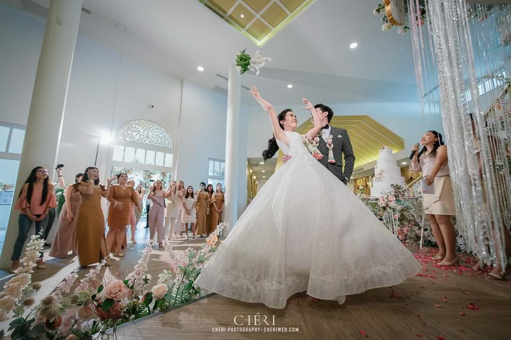 RuenPraKaiPetch wedding reception in bangkok cheri wedding 139 - งานฉลองมงคลสมรส แต่งงาน เรือนประกายเพชร เรือนไทยสไตล์โคโลเนียล คุณสุนิธี และคุณนัฐวุฒิ