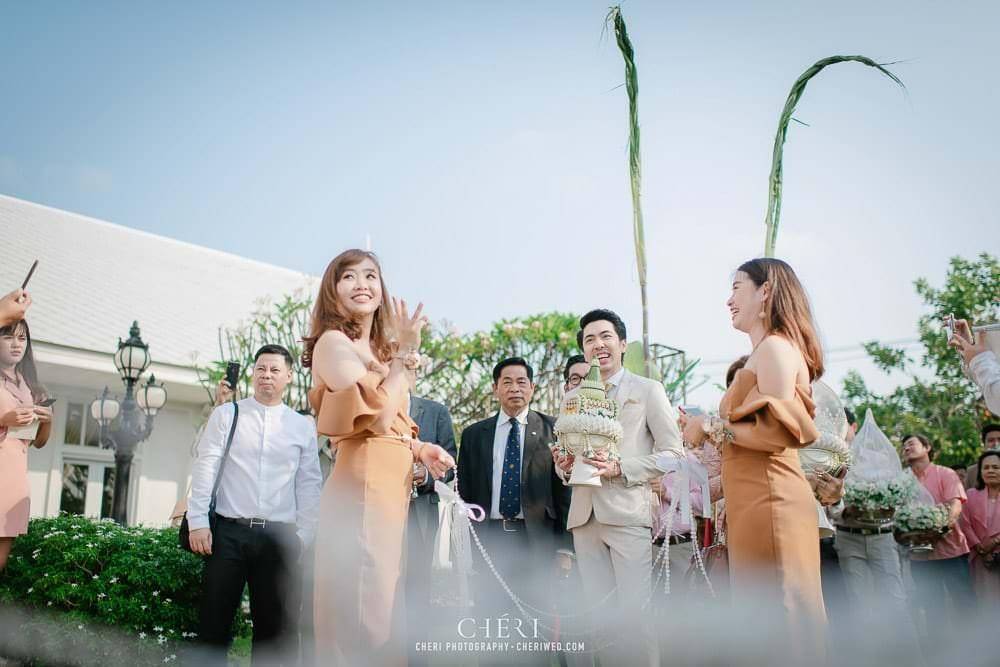 RuenPraKaiPetch thai wedding ceremony cheri weding 114 - รีวิว ภาพถ่ายผลงาน งานแต่งพิธีหมั้นแบบไทย สถานที่จัดงานแต่งงาน ริมทะเลสาบ เรือนประกายเพชร เรือนไทยสไตล์โคโลเนียล คุณสุนิธี และคุณนัฐวุฒิ