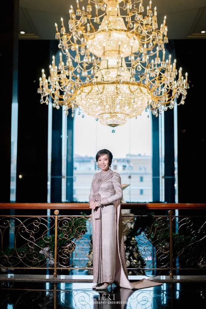 รวมภาพเจ้าสาวในชุดไทยจักรี ชุดไทยจักรพรรดิ 2020 - Beautiful Bride in Thai Traditional Wedding Dress 5