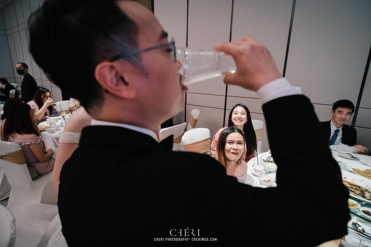 Carlton hotel Bangkok Wedding Reception Tang & Keng