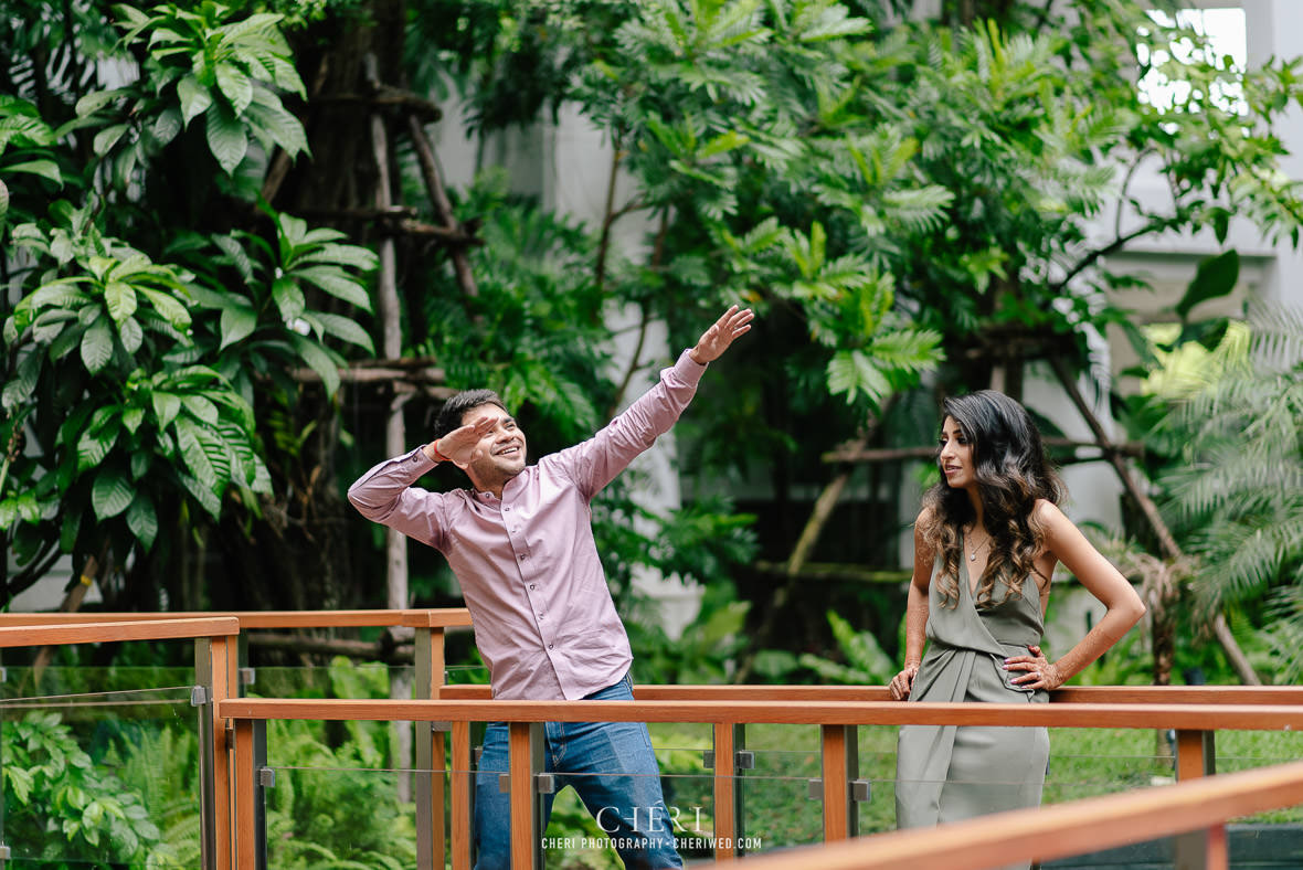 le meridien suvarnabhumi bangkok indian engagements photos pre wedding ayesha 14