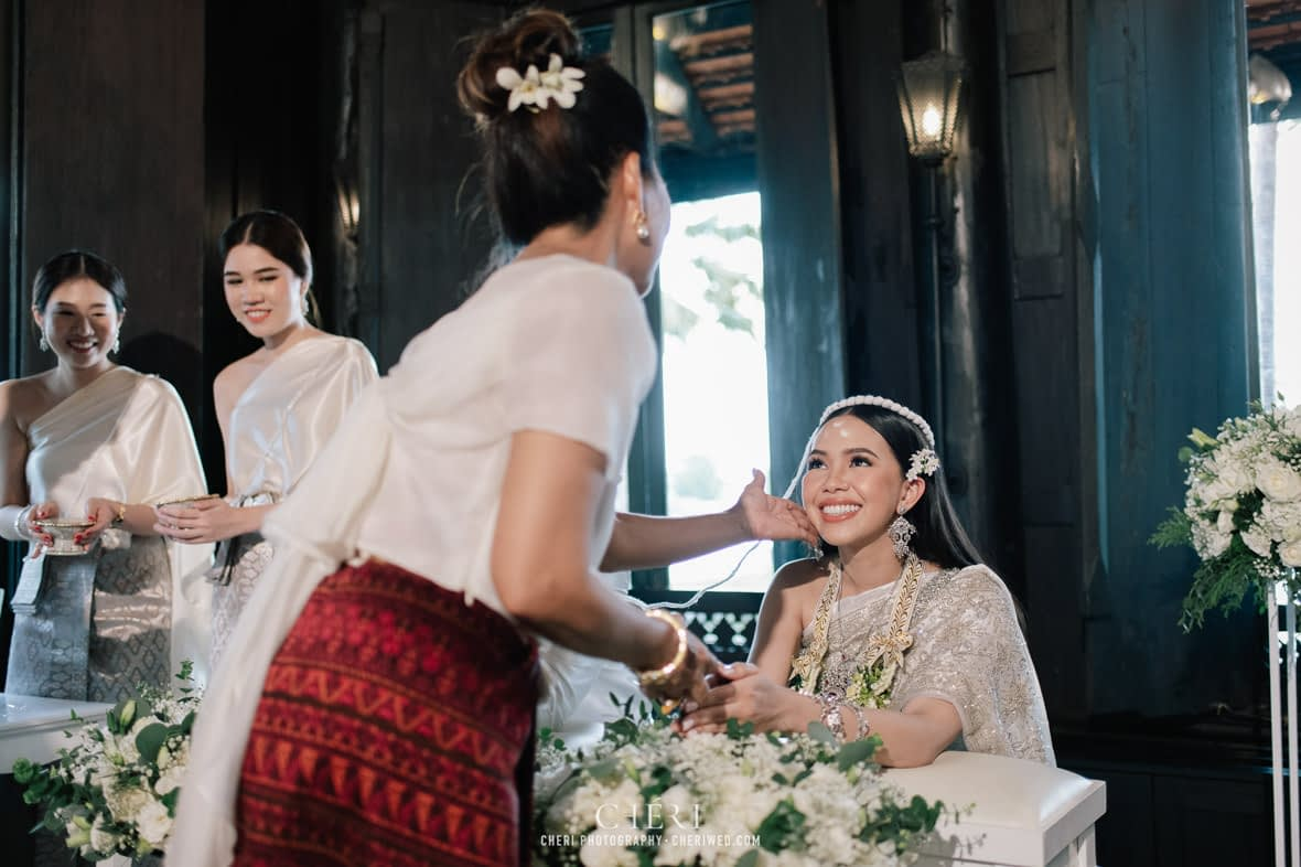 the siam hotel bangkok thailand wedding ceremony 140 - The Siam Hotel, Bangkok - Luxury Hotel on the Chao Phraya River - Glamorous Thai Wedding Ceremony of Katy and Suleyman